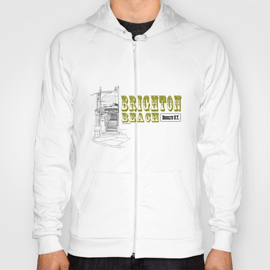 Brighton Beach Elevated Station Hoody