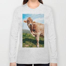 Swiss Swiss, B*tch | Switzerland Long Sleeve T-shirt