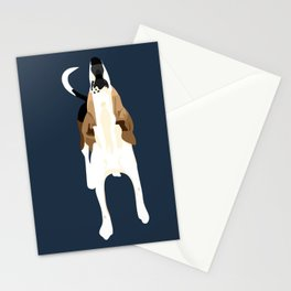 Copper Howl Stationery Cards