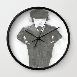 Damien. Wall Clock