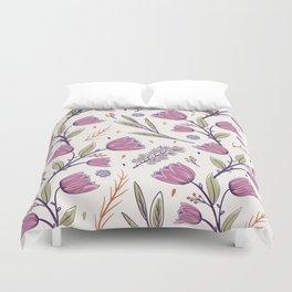 Flower Pattern 1 Duvet Cover