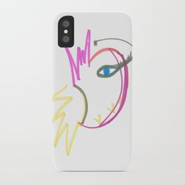 Accidental Coolness Overdose iPhone Case