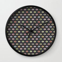 Human eyes Wall Clock