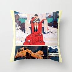 Manga 05 Throw Pillow