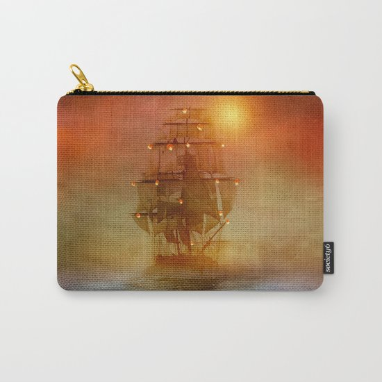 The lights (colour option) Carry-All Pouch