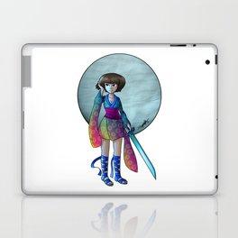 Uranus Princess Laptop & iPad Skin