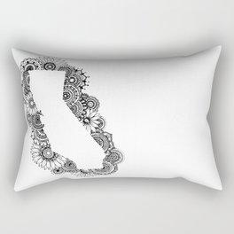California Love Rectangular Pillow