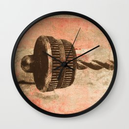 Boring Wall Clock