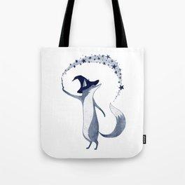 Fox Magic Tote Bag