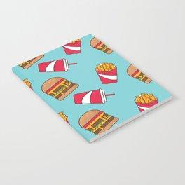 Food Junkie II Notebook