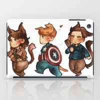 onward iPad Cases featuring onward to adventure! by noCek