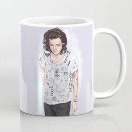 Harry 1D tattoos T-shirt Coffee Mug