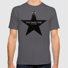 The dark side Asphalt Mens Fitted Tee X-LARGE