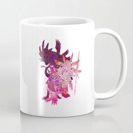 Digivolution Gatomon Crest of Light Coffee Mug