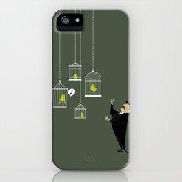 Music director iPhone Case