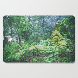 The Nature's green Cutting Board