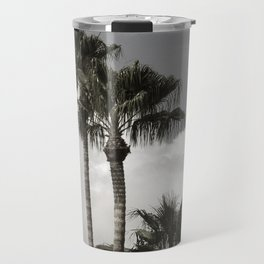 Palm Trees IN Spectacular Clouds Travel Mug