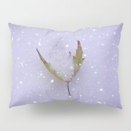 Time For Making Snow Angels Pillow Sham