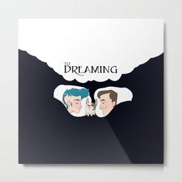 The Dreaming Metal Print