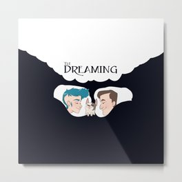 The Dreaming Metal Print