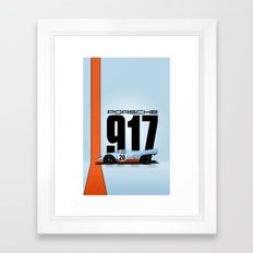 917-022 Framed Art Print