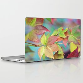 Colorful fall Laptop & iPad Skin