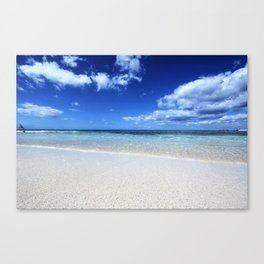 Take me to Paradise Canvas Print