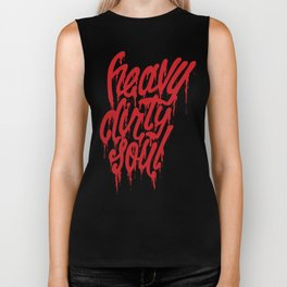 Heavy Dirty Soul Biker Tank