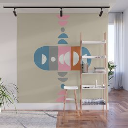 Storm Calka Space Age Wall Mural