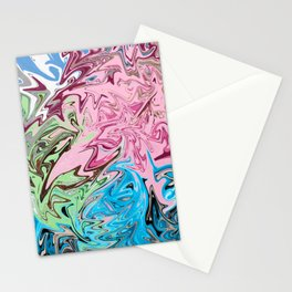 Life in Plastic Stationery Cards