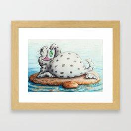 Enjoy The Moment! Framed Art Print