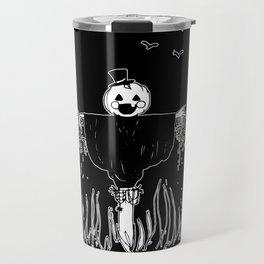 ▴ scarecrow ▴ Travel Mug