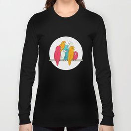 Let's hang out Long Sleeve T-shirt