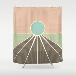 Proteus Shower Curtain