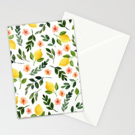 Lemon Grove Stationery Cards