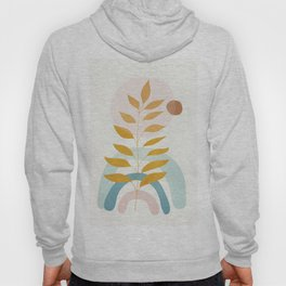 Soft Abstract Shapes 09 Hoody
