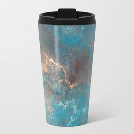 Modern Abstract Travel Mug