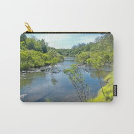 Magnificent tranquil river Carry-All Pouch