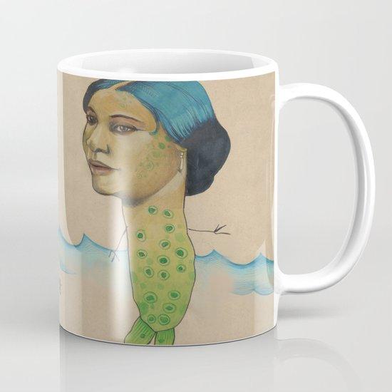LONELY MERMAID Mug