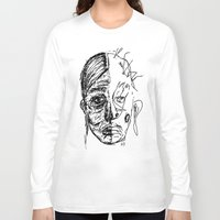 half life Long Sleeve T-shirts featuring half life by Anna Proctor