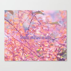 Forest Delight Canvas Print