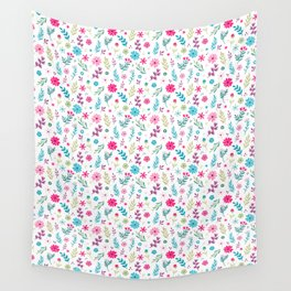 Spring pattern design Wall Tapestry