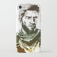 uncharted iPhone & iPod Cases featuring NEW Uncharted 3 by James Brunner