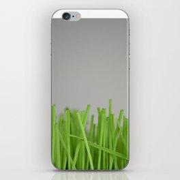 Zen green iPhone Skin