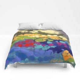 Tide Pool Reflections Comforters