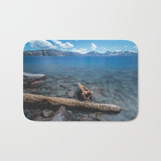 Crater Lake Love Bath Mat