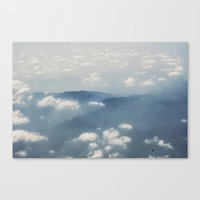 Mountains, Malaysia Canvas Print