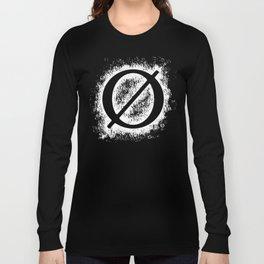 Cloud Logo Long Sleeve T-shirt