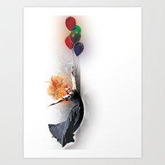 Carry Us Away Art Print