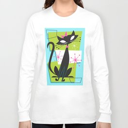 Atomic Princess Cat Long Sleeve T-shirt